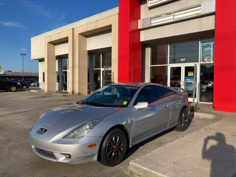 2001 Toyota Celica for sale at Thumbs Up Motors in Warner Robins GA