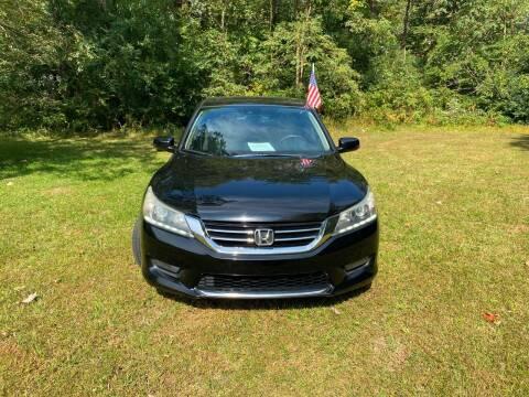 2014 Honda Accord for sale at Midtown Motors in Greenbrier TN
