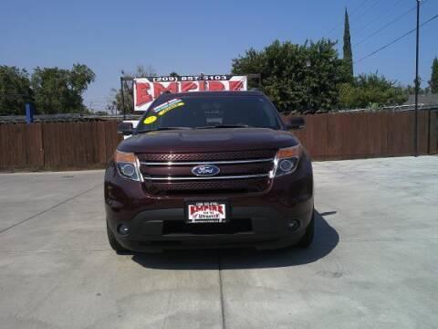 2011 Ford Explorer for sale at Empire Auto Sales in Modesto CA