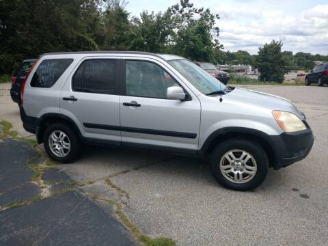 2004 Honda CR-V for sale at Auto Brokers of Milford in Milford NH