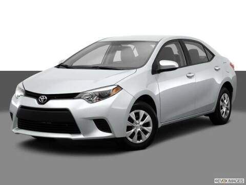 2014 Toyota Corolla for sale at Bald Hill Kia in Warwick RI