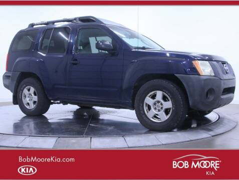 2008 Nissan Xterra for sale at Bob Moore Kia in Oklahoma City OK