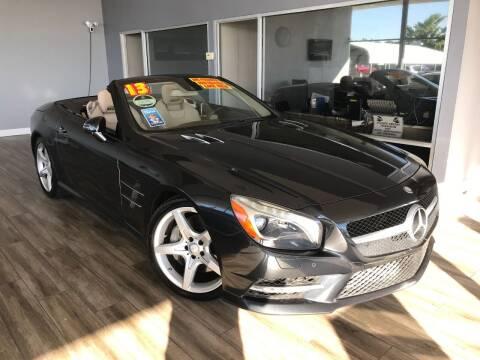 2013 Mercedes-Benz SL-Class for sale at Golden State Auto Inc. in Rancho Cordova CA
