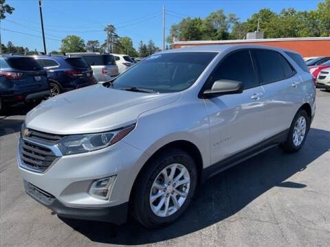 2018 Chevrolet Equinox for sale at HUFF AUTO GROUP in Jackson MI