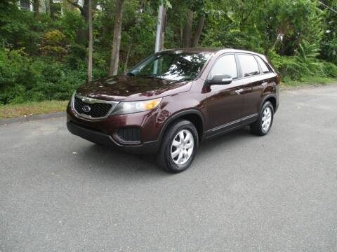 2012 Kia Sorento for sale at Route 16 Auto Brokers in Woburn MA