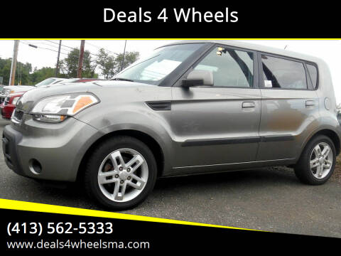 2010 Kia Soul for sale at Deals 4 Wheels in Westfield MA