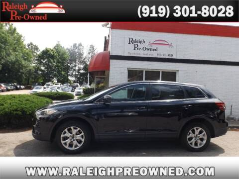 2014 Mazda CX-9 for sale at Raleigh Pre-Owned in Raleigh NC