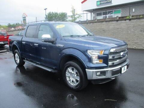 2016 Ford F-150 for sale at MC FARLAND FORD in Exeter NH