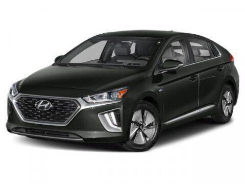 2021 Hyundai Ioniq Hybrid for sale at Wayne Hyundai in Wayne NJ