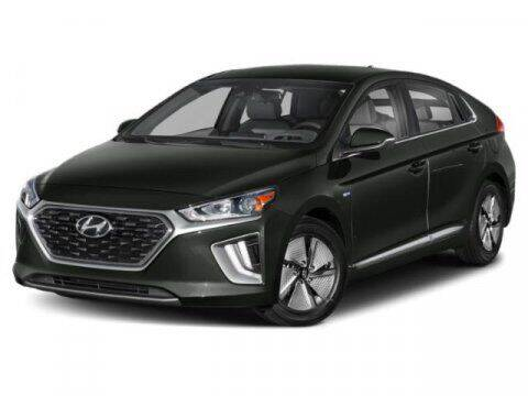 2021 Hyundai Ioniq Hybrid for sale at Wayne Hyundai in Wayne NJ