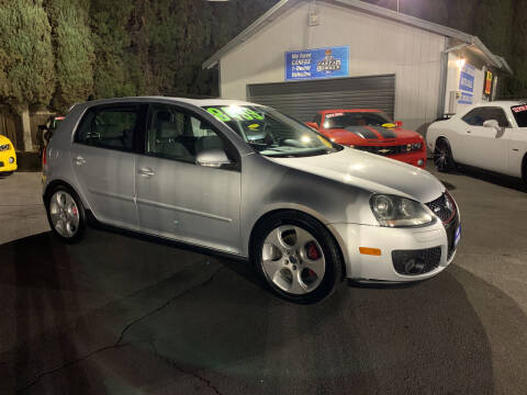 2008 Volkswagen GTI for sale at Blue Diamond Auto Sales in Ceres CA