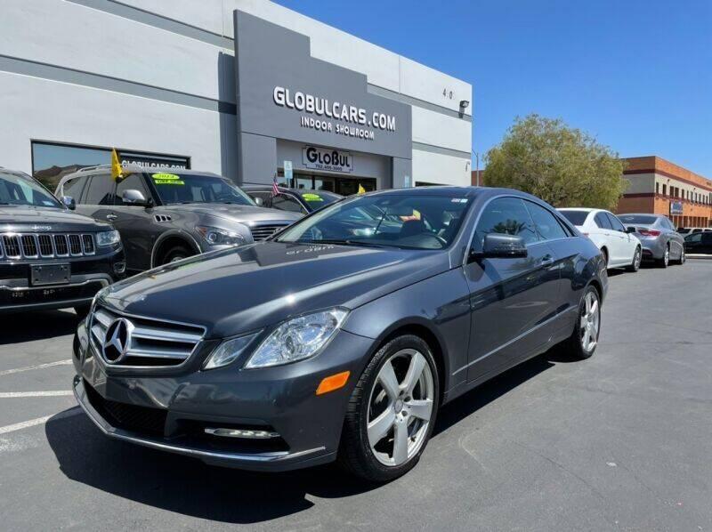 2013 Mercedes-Benz E-Class for sale in Las Vegas, NV