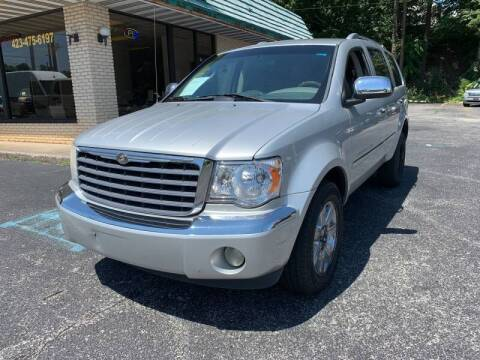 2009 Chrysler Aspen for sale at Diana Rico LLC in Dalton GA