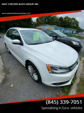 2012 Volkswagen Jetta for sale at EAST CHESTER AUTO GROUP INC. in Kingston NY