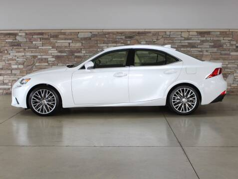 2015 Lexus IS 250 for sale at Bud & Doug Walters Auto Sales in Kalamazoo MI