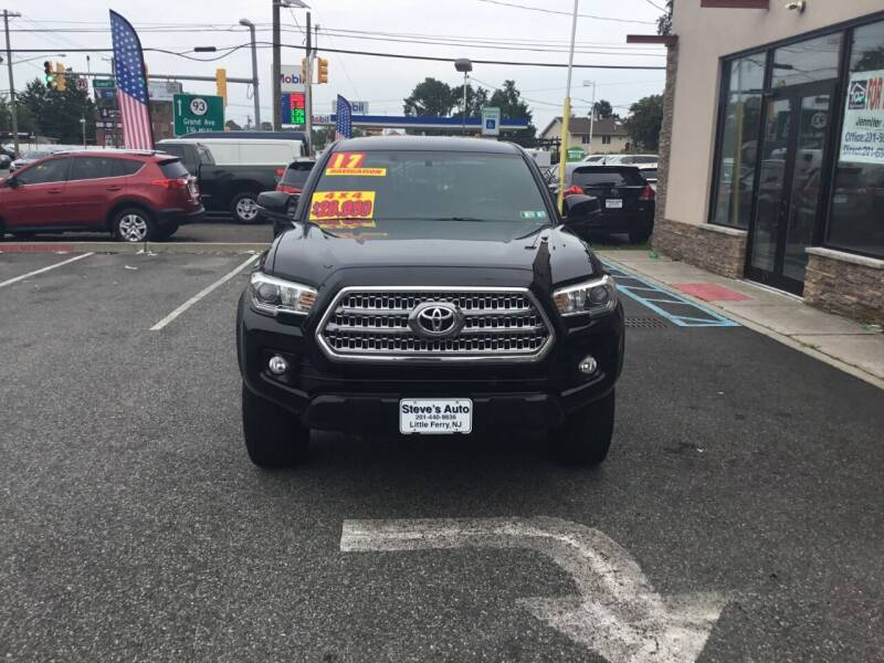 2017 Toyota Tacoma for sale at Steves Auto Sales in Little Ferry NJ