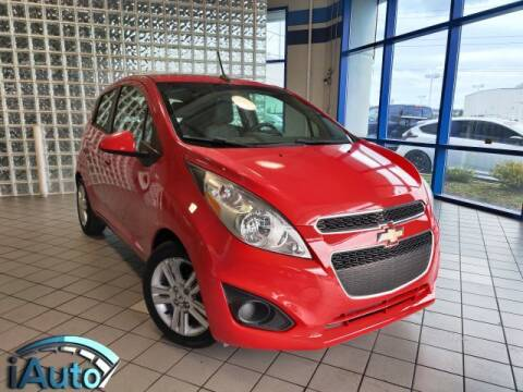 2013 Chevrolet Spark for sale at iAuto in Cincinnati OH
