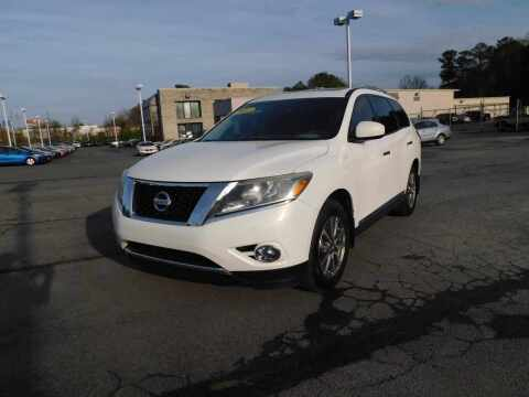 2013 Nissan Pathfinder for sale at Paniagua Auto Mall in Dalton GA