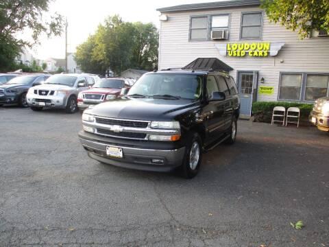 2005 Chevrolet Tahoe for sale at Loudoun Used Cars in Leesburg VA