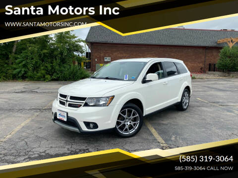 2016 Dodge Journey for sale at Santa Motors Inc in Rochester NY