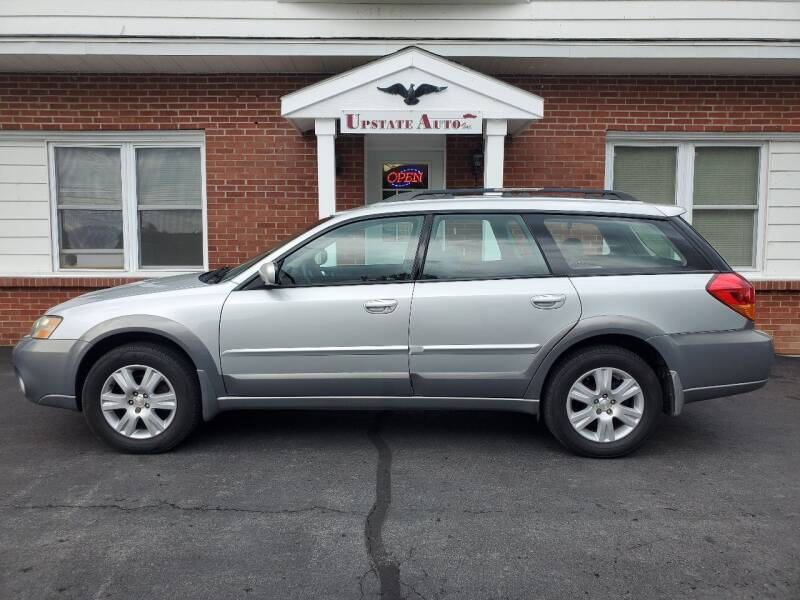 2005 Subaru Outback for sale at UPSTATE AUTO INC in Germantown NY