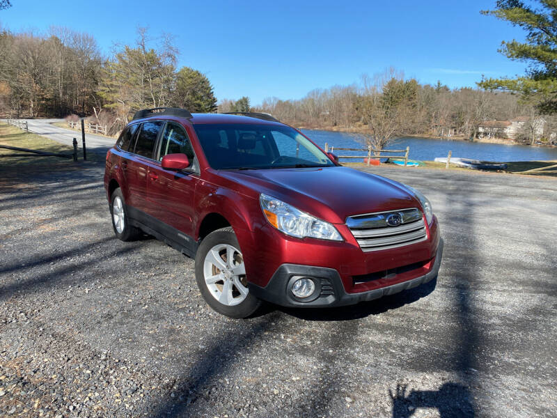 2014 Subaru Outback for sale at Deals On Wheels LLC in Saylorsburg PA