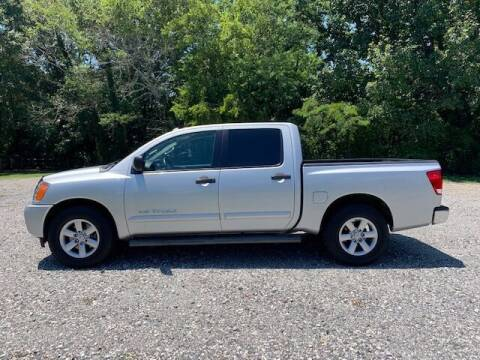 2014 Nissan Titan for sale at Mater's Motors in Stanley NC