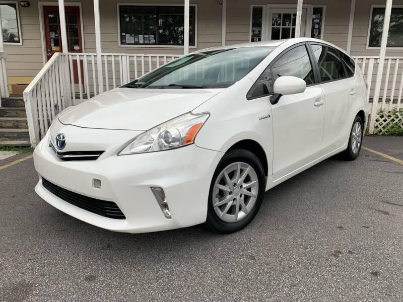 2012 Toyota Prius v for sale at Georgia Car Shop in Marietta GA