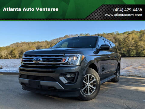2019 Ford Expedition MAX for sale at Atlanta Auto Ventures in Roswell GA