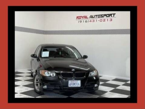 2008 BMW 3 Series for sale at Royal AutoSport in Sacramento CA