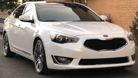 2014 Kia Cadenza for sale at Auto Imports in Houston TX