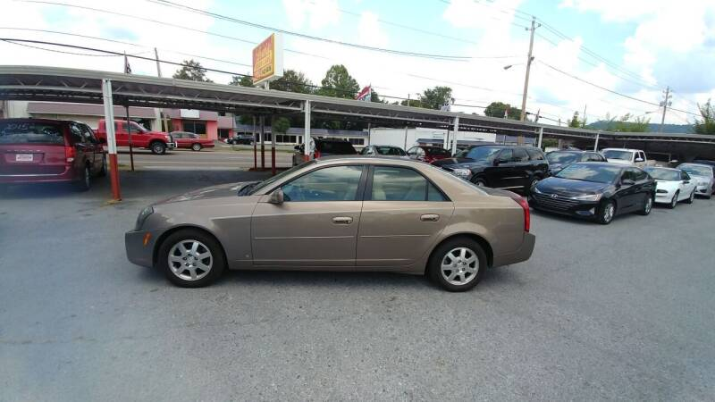 2006 Cadillac CTS for sale at Lewis Used Cars in Elizabethton TN
