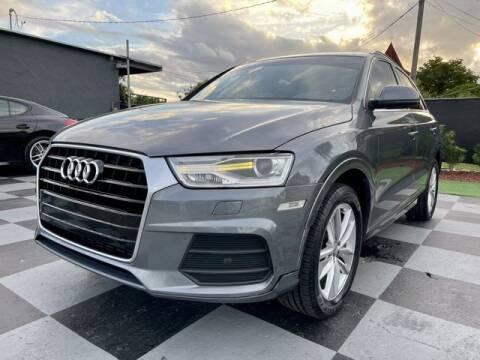 2016 Audi Q3 for sale at Imperial Capital Cars Inc in Miramar FL