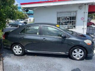 2008 Toyota Yaris for sale at Turnpike Motors in Pompano Beach FL