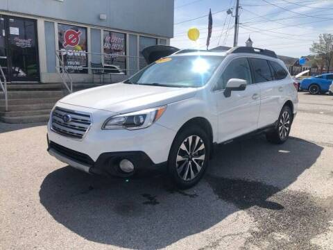 2017 Subaru Outback for sale at Bagwell Motors in Lowell AR