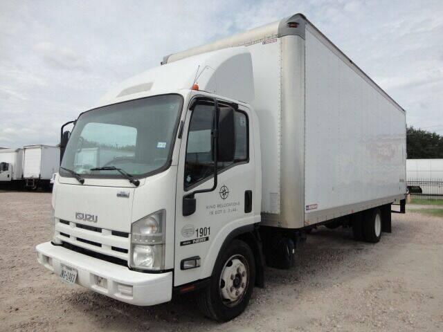 2014 Isuzu NRR for sale at Regio Truck Sales in Houston TX