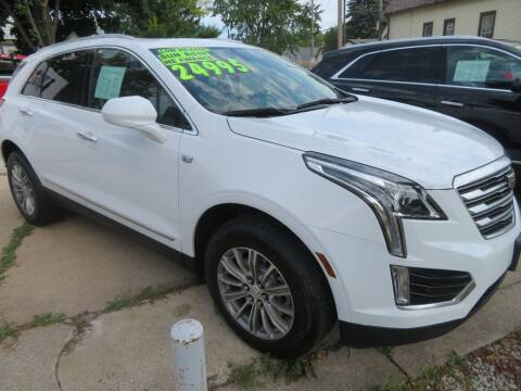 2017 Cadillac XT5 for sale at Uno's Auto Sales in Milwaukee WI