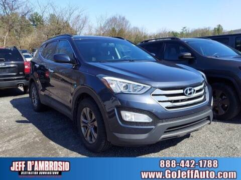 2015 Hyundai Santa Fe Sport for sale at Jeff D'Ambrosio Auto Group in Downingtown PA