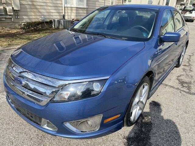 2010 Ford Fusion for sale at Falls City Motorsports in Louisville KY