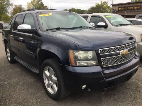 2008 Chevrolet Avalanche for sale at eAutoDiscount in Buffalo NY