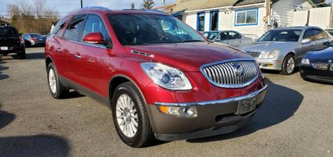 2010 Buick Enclave for sale at LKL Motors in Puyallup WA