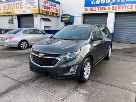 2019 Chevrolet Equinox for sale at US Auto Network in Staten Island NY