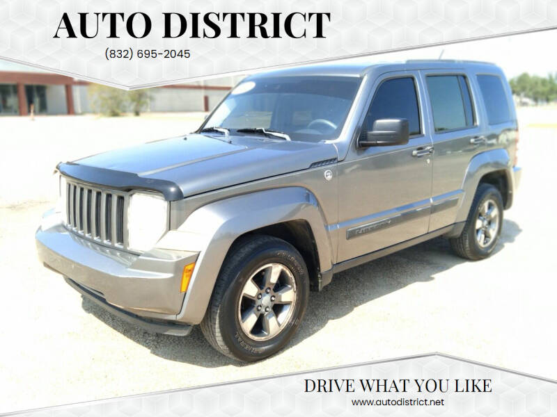 2012 Jeep Liberty for sale at Auto District in Baytown TX