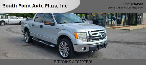 2009 Ford F-150 for sale at South Point Auto Plaza, Inc. in Albany NY