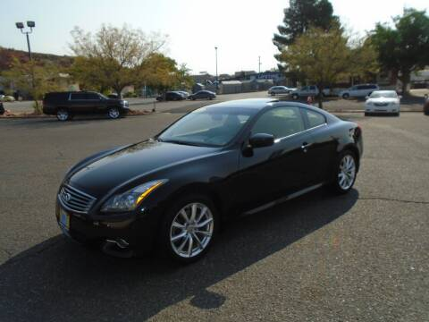 2013 Infiniti G37 Coupe for sale at Team D Auto Sales in Saint George UT