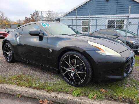 2009 Nissan 370Z for sale at Universal Auto Sales in Salem OR