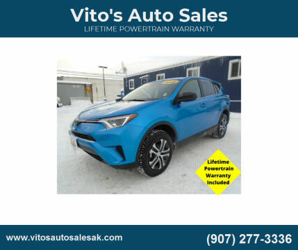2018 Toyota RAV4 for sale at Vito's Auto Sales in Anchorage AK