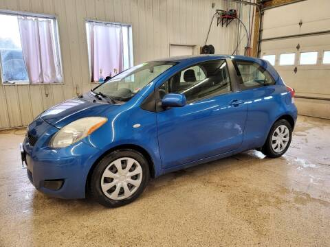 2010 Toyota Yaris for sale at Sand's Auto Sales in Cambridge MN