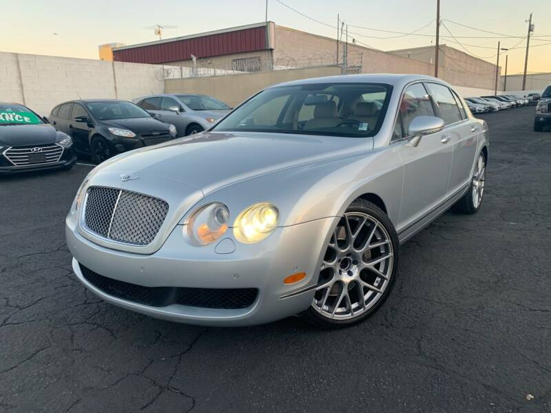 2006 Bentley Continental for sale at Auto Center Of Las Vegas in Las Vegas NV