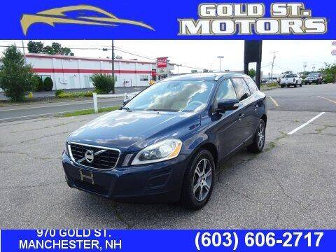 2013 Volvo XC60 for sale at Gold St. Motors in Manchester NH